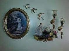 home interiors and gifts inc vintage landscape wall hangings homco wall plaques nature