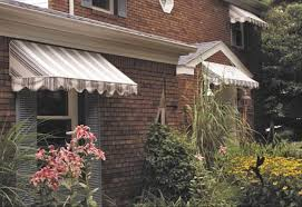Roll Up Window Awnings New England Roll Up Awning