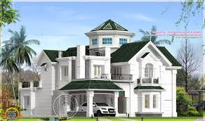 colonial home designs colonial style house kerala indian plans house plans 63437