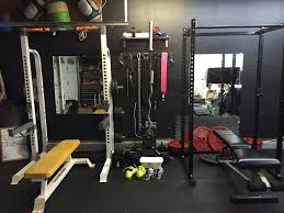 Home Gym by How To Build The Perfect Home Gym