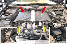 mercedes benz w203 fuel injector replacement 2001 2007 c230