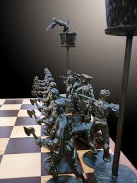furniture mystical creations dragon chess set with checkered