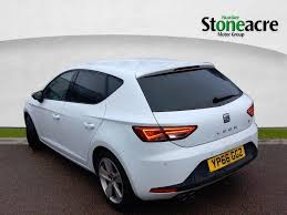 used 2016 seat leon 2 0 tdi fr tech pack hatchback 5dr diesel