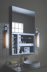 Bathroom Cabinets New Recessed Medicine Cabinets With Lights A New Direction The Robern Uplift Medicine Cabinet Abode
