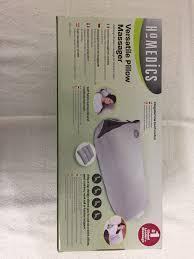 si e pour le dos homedics versatile pillow massager ic discounts