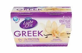 dannon light and fit nutrition dannon light and fit peach yogurt nutrition facts the best yogurt