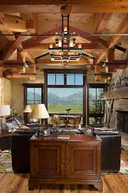 timber frame great room lighting mountain timber frame living room rocky mountain homes