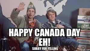 Canada Day Meme - happy canada day dynamic ecology