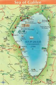 Jerusalem World Map by Maps Of The Sea Of Galilee Israel Bible And Faith