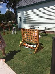 Backyard Connect Four by Giant Outdoor Connect Four Picture Of Sweet Taters Brewpub