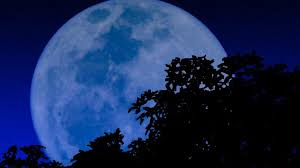 a blue moon set to light up the sky on friday your news wire