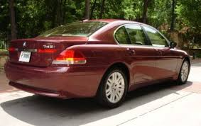 2001 bmw 740il review review 2001 bmw 740il car and truck reviews reviews jesda