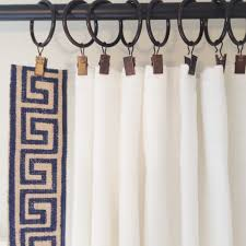 Hanging Curtains With Rings How To Put Curtains Up With Rings Gopelling Net