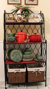 Cheap Bakers Rack Best 10 Bakers Rack Kitchen Ideas On Pinterest Bakers Rack Tea