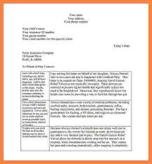 4 health insurance appeal letter sales intro letter