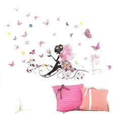 stickers chambre d enfant stikers chambre fille sticker mural au motif enfant elacphant pour