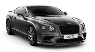 bentley continental 2009 bentley continental supersports the most powerful bentley