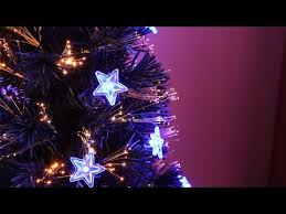 fiber optic christmas decorations small fibre optic christmas tree with decorations fl 1023
