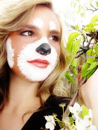 Halloween Animal Makeup My Creative Life