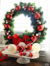 Holiday Wreath Diy Holiday Wreath Under 20 Dollars Hometalk