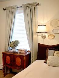 modern bedroom window treatments modern design ideas
