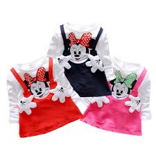 cute minnie mouse dress baby girls