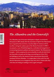alhambra and the generalife official guide ca tf editores