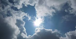 weather alternating clouds and sun this sunday