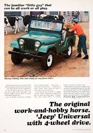 vintage jeep ad trucks tagged