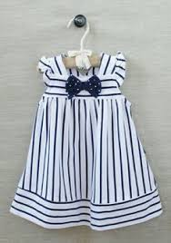 pippa stripe toddler baby occasion dress by littletboutique