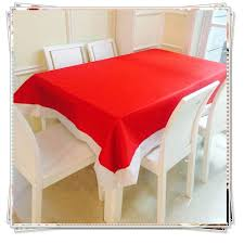 christmas tablecloth christmas table cloth table runner cloth cover party restaurant