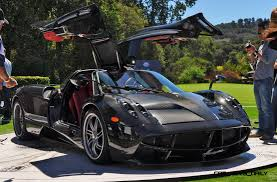 pagani huayra carbon edition meet the pagani usa launch fleet five 2015 pagani huayra