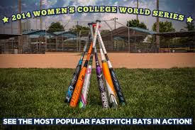 fastpitch softball bat reviews women s college world series fastpitch bats