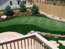 how to get my own artificial turf outdoor putting green four