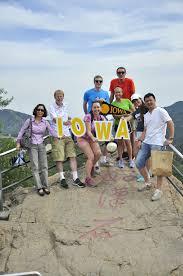 Iowa group travel images Iowa in tianjin jpg