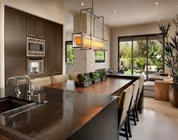 kitchen island with attached dining table contemporary dining chair colors for kitchen island with attached