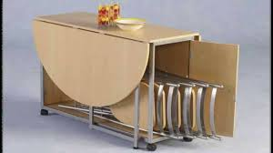 Kitchen  Folding Kitchen Table For Nice Cool Collapsible Kitchen - Collapsible kitchen table