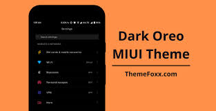 miui theme zip download download dark android oreo miui theme for all miui devices themefoxx