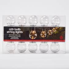 bulb string lights target led bulb string lights target australia