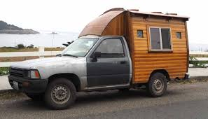 lloyd u0027s blog pickup truckwith homemade wooden camper shell
