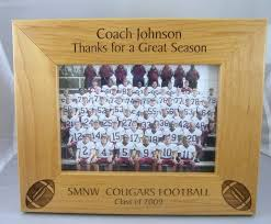 engraved football gifts 19 best coach gifts images on cheer football