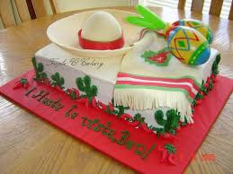 mexican party cake cakecentral com