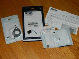 kohler engine oem kohler carb u0026 seat repair kit 12 521 03