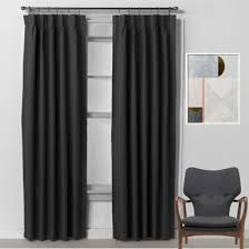 Jewel Tex Pinch Pleat Drapes Curtains Ideas Black Pinch Pleat Curtains Inspiring Pictures