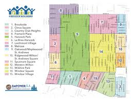 Los Angeles Neighborhood Council Map by 2016 Candidates U2013 The Greater Wilshire Neighborhood Council