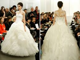 wedding dress designer vera wang vera wang fall 2013 princess lace wedding dress recent bridal