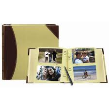 pioneer albums pioneer 4 x 6 in high capacity photo album 300 photos brown