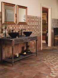 Floor Tile Designs For Bathrooms Ceramic Tile Bathroom Floors Hgtv