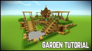 garden ideas minecraft interior design