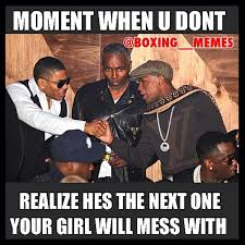 Trust Meme - boxing memes on twitter you can t trust anyone via